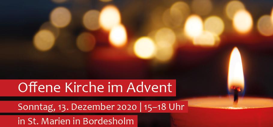 Offene Kirche im Advent